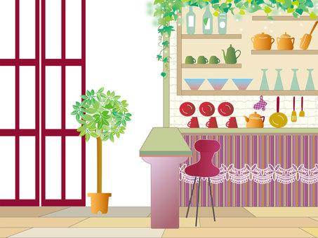 Interior _ kitchen 02