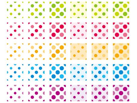 Dot · polka dot