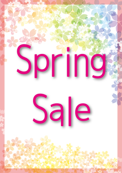 Spring POP (Spring Sale Characters)
