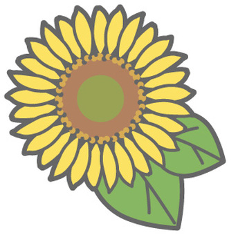 Summer Item - Sunflower