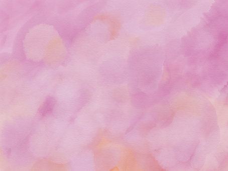Watercolor background _ Pink