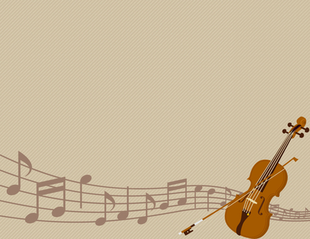 음악 _ 배경 _ 바이올린