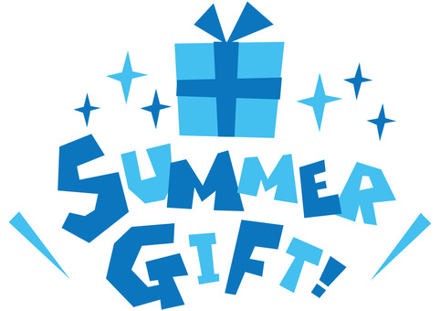 SUMMER GIFT ☆ Summer gift logo