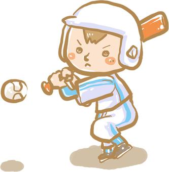Baseball boy No. 2