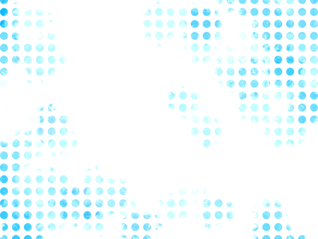Watercolor watercolor background material 01 / blue a