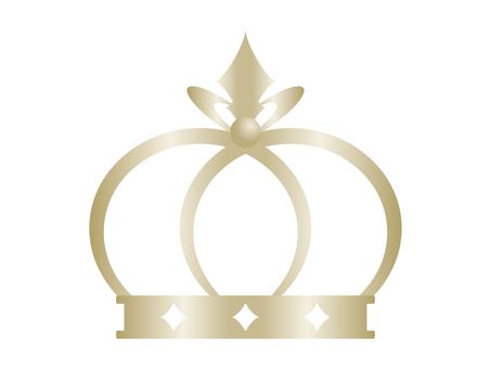 Crown silver 2