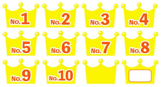Crown ranking