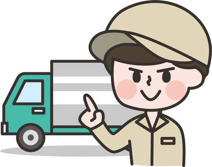 Transportation truck 01