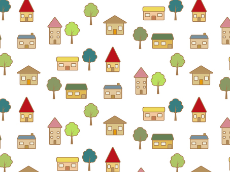 거리 패턴