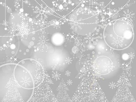 Mimonoki crystal background sparkling gray