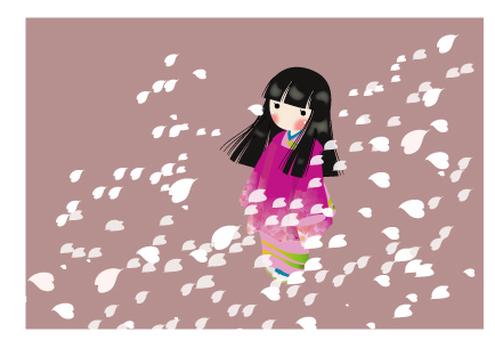 벚꽃 꽃잎