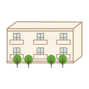 Building (apartment · condominium / apartment complex)