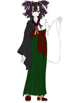 Kashima Maehi, ผู้หญิง Hakama 2