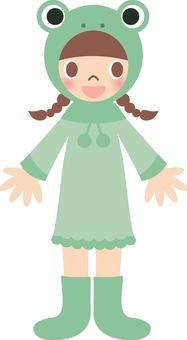 Costume girl 2