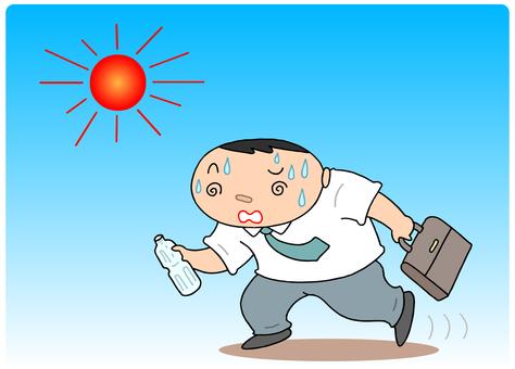 Heat impairment. 10