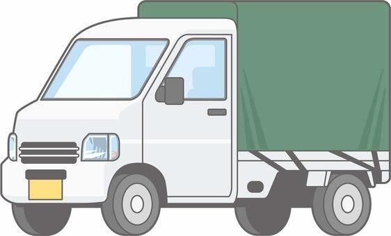 車01-軽トラ3-単品-全身