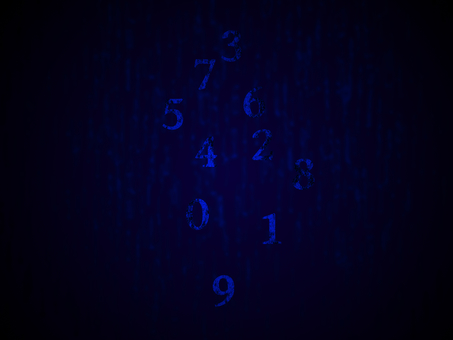 Broken numbers