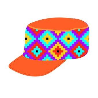 工作帽03