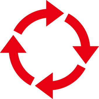 Rotating arrow_red