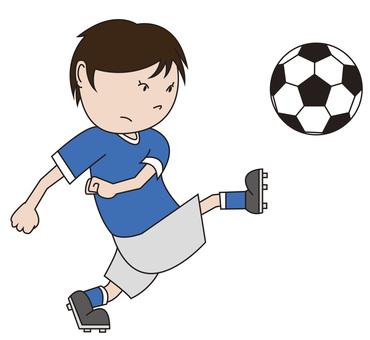 Soccer boy 3