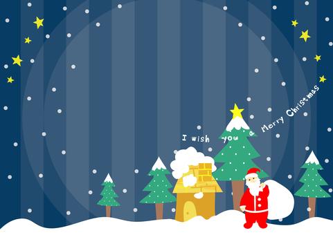 산타와 크리스마스
