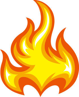 Fire flame fire