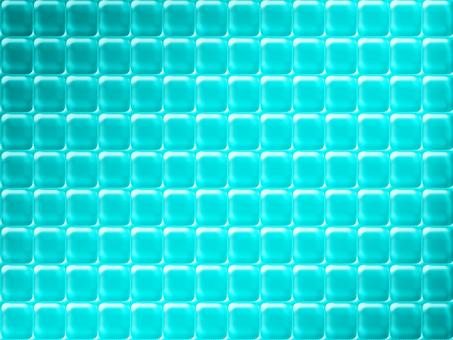 Light blue tile background