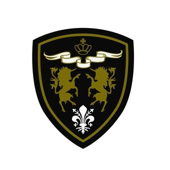 Patch - Unicorn Emblem (Fri)