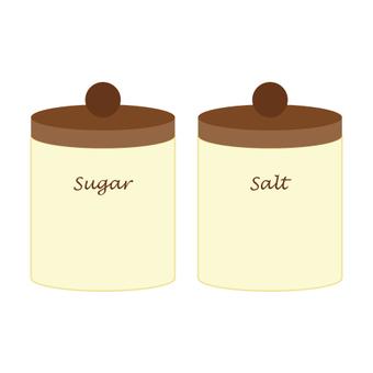 Salt and sugar (seasoning) · Profile icon
