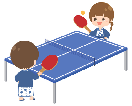 Hot spring tennis ball _ game