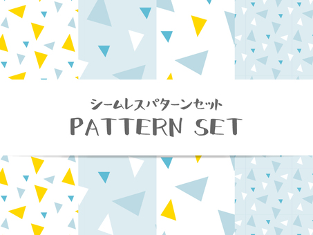 Background Seamless Pattern Set