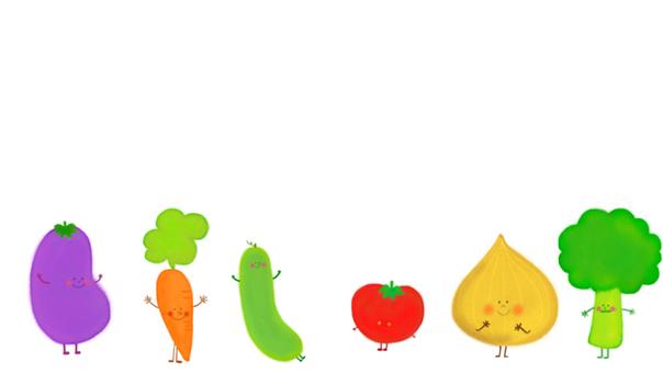 蔬菜的朋友