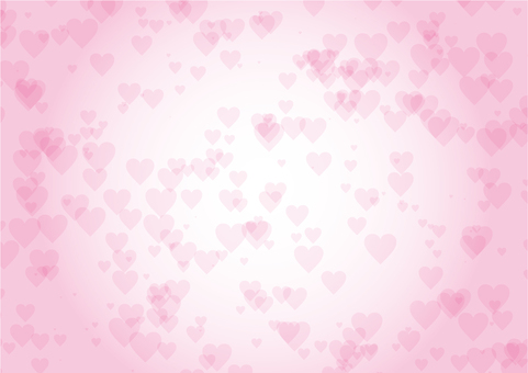Heart background 2d
