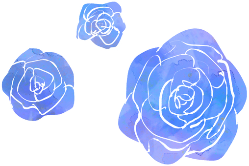 【Rose】 【Blue Rose】