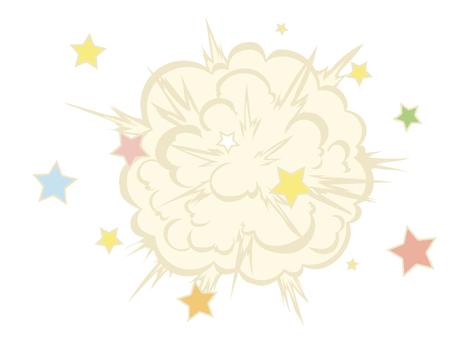 Explosion illustration 03