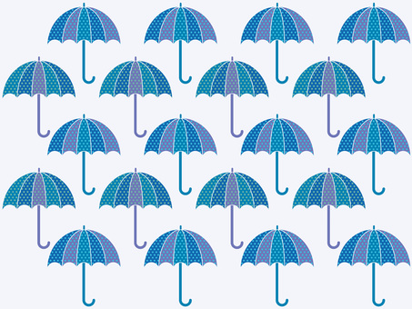 Umbrella background pattern 2