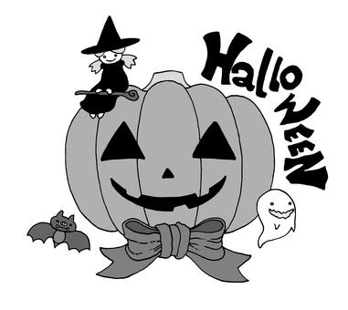 Halloween (screen tone)