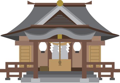 【Building】 Shrine