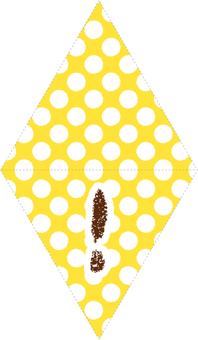 Garland 【! 】yellow