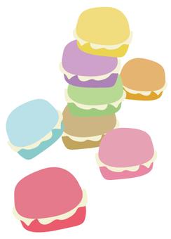 Mountain of Macaron