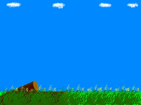 푸른 하늘 아래 게시판
