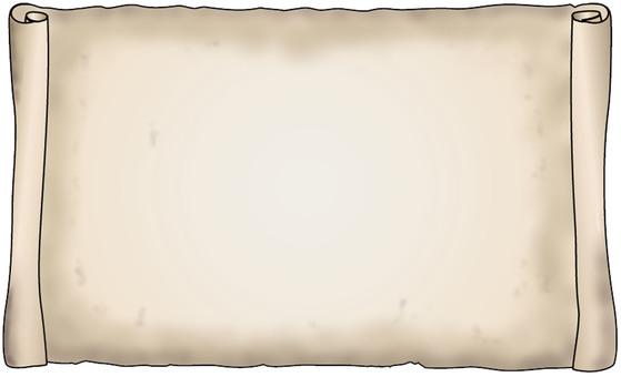 Treasure map wind frame