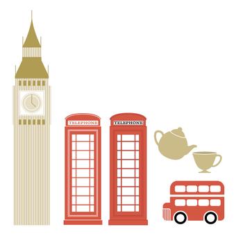 London material