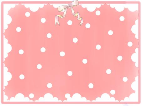Ribbon Lace Pink