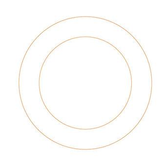 Dishes (round shape)