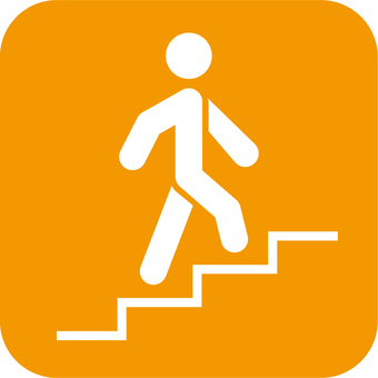 Stairs_icon_orange