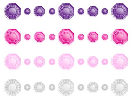 Jewel parts ③