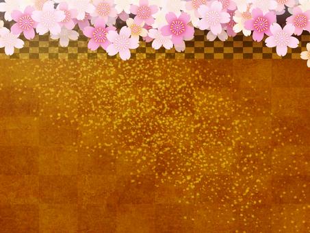 배경 - 벚꽃 14