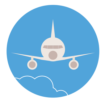 Airplane icons Avatar