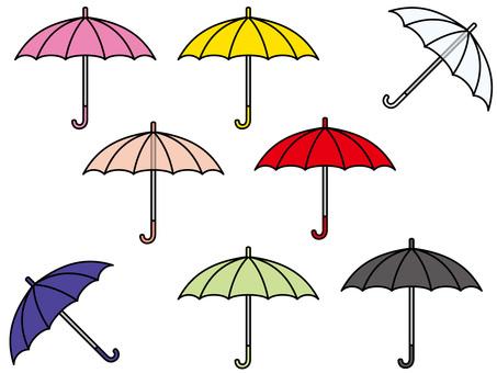 Umbrella and vinyl umbrella (1)